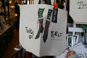 alena kirby tote trick or treat