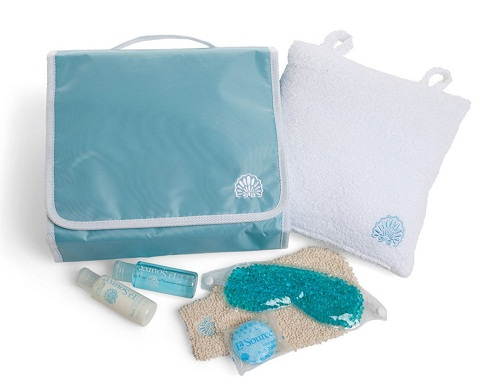 crabtree & evelyn, la source, spa kit
