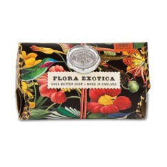 large bath bar, michel design works, flora exotica