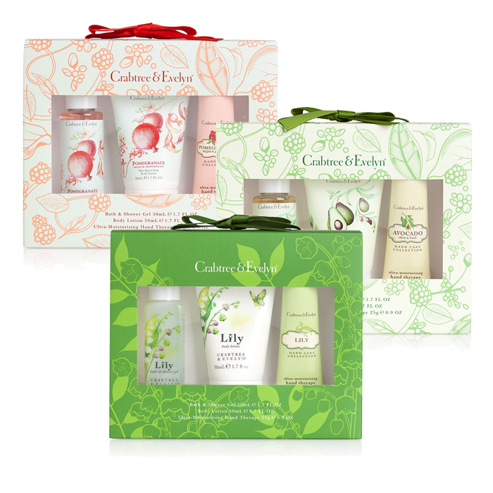 crabtree & evelyn gift sets on sale