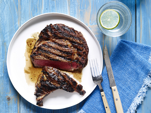 Bobby Flay Perfectly Grilled steak recipe