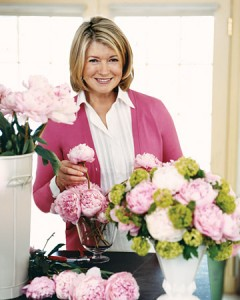 flower arranging by bloom at marthastewart.com