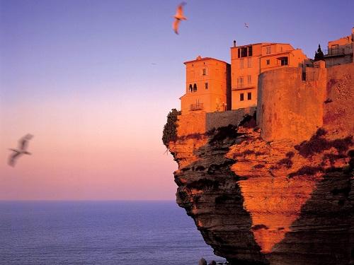 Fortress-at-Bonifacio-Corsica-France
