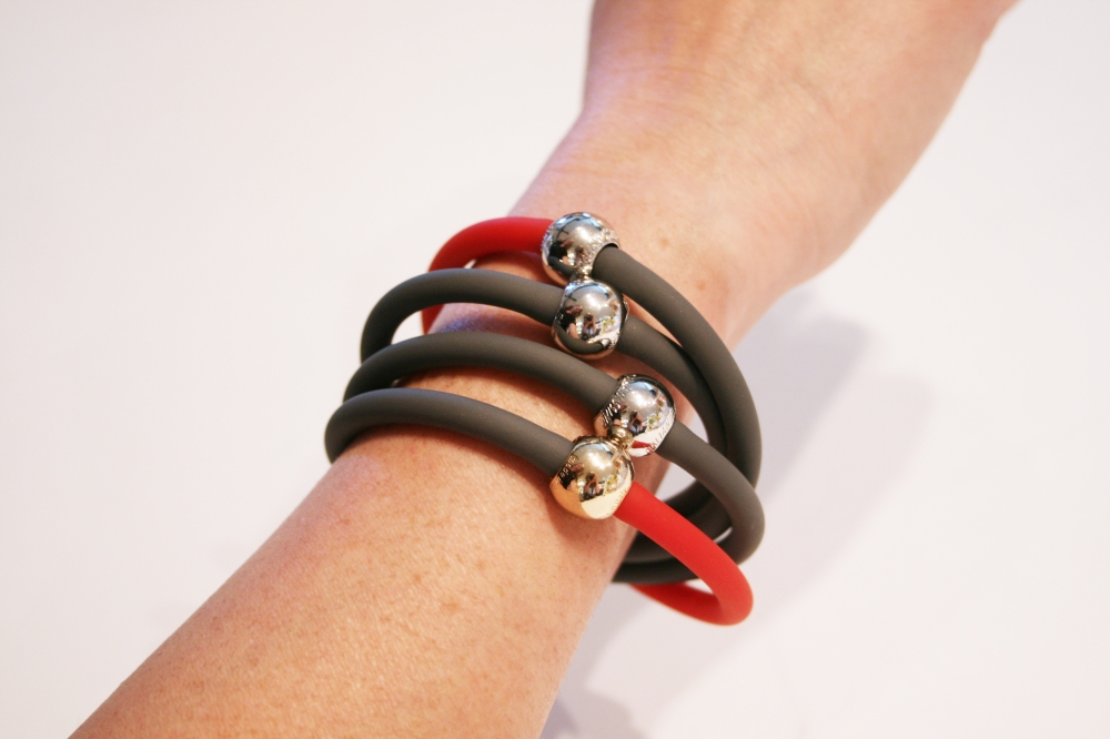 Tubino - Italian Linkable Rubber Jewelry