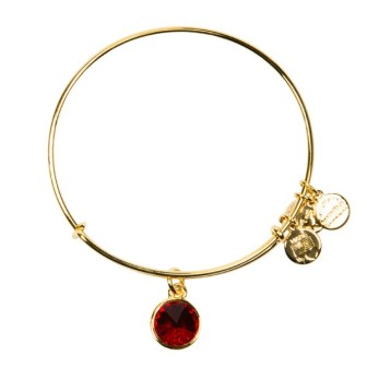 alex and ani, Birthstone, January, Garnet