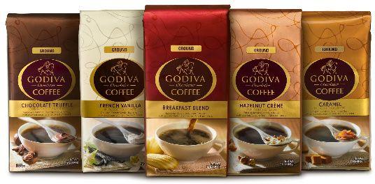 Godiva-Coffee