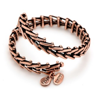 alex and ani, gypsy, rose gold wrap