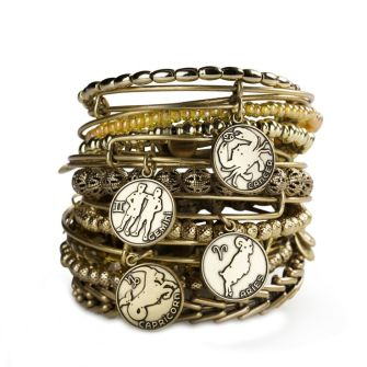 Alex and Ani Charm Bangles zodiac