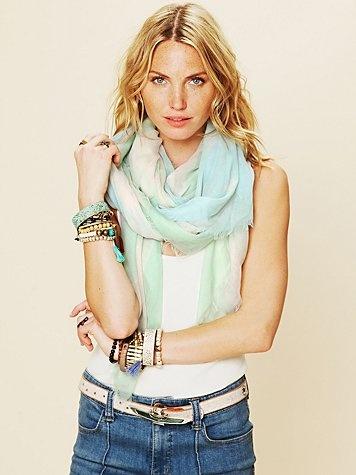 sheer_scarf_jeans_tank_top_bracelets