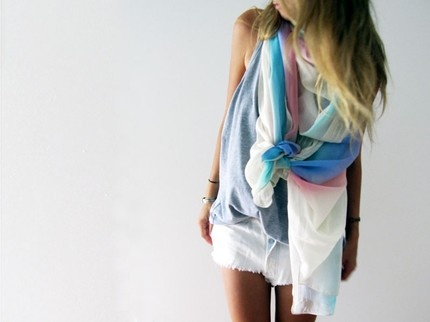 sheer_scarf_shorts