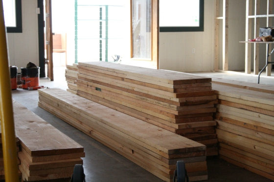 Beautiful pine, endless possibilities.