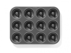 Ricardo non-stick doughnut pan. Click to purchase >