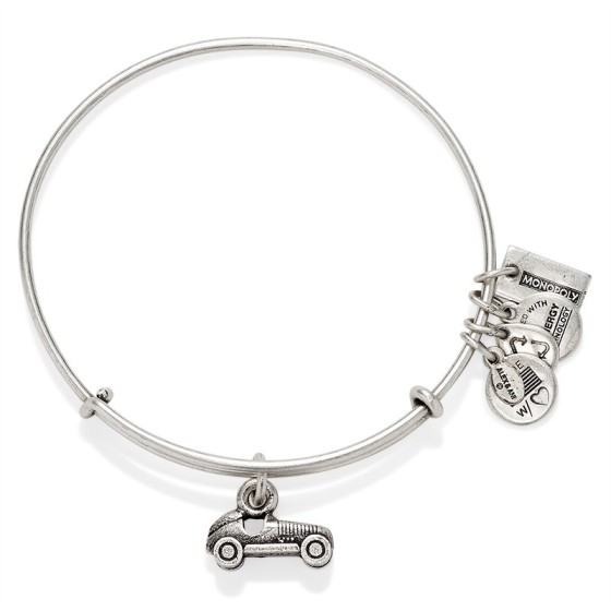 alex and ani, monopoly collection, lookbook, vaudreuil-dorion, monopoly car charm