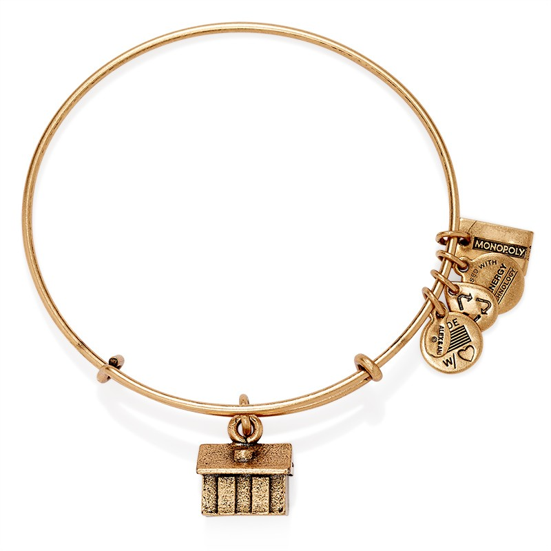 alex and ani, monopoly collection, lookbook, vaudreuil-dorion, monopoly house charm