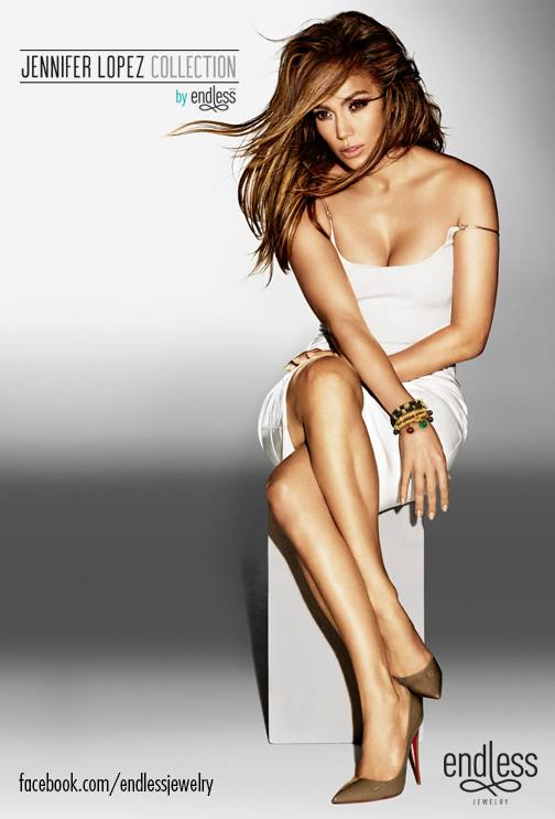 Jennifer Lopez Endless jewelry