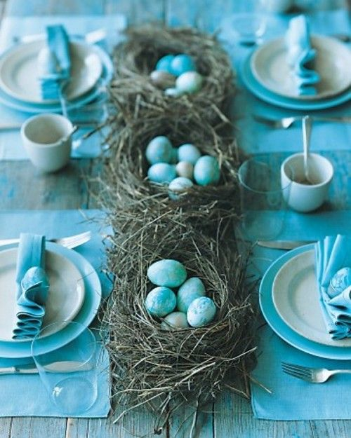 I absolutely adore Robyn's egg blue.